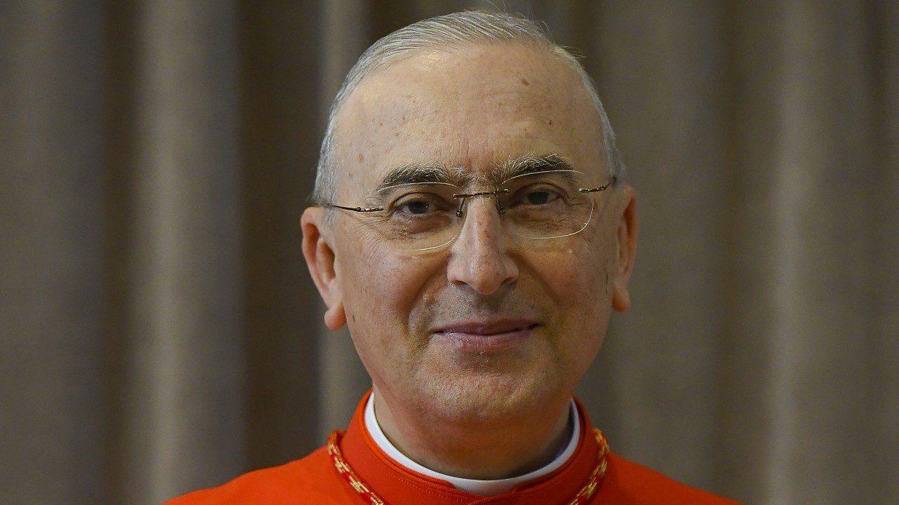 Cardenal Zenari Siria