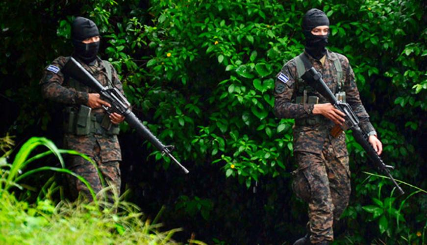 El Salvador: derechos ciudadanos