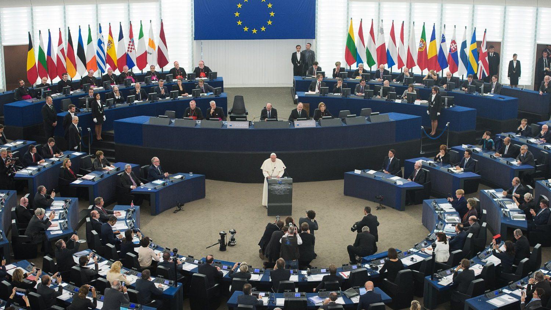 Papa Francisco Europa