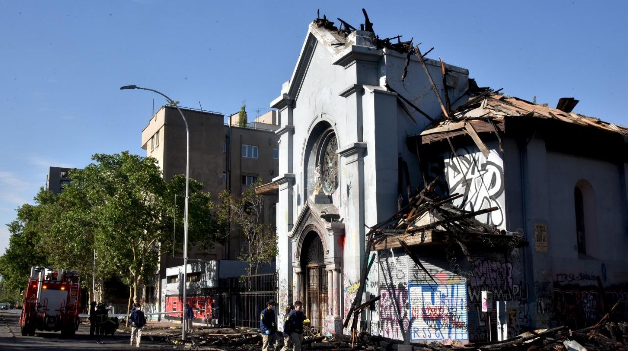Obispos latinoamericanos violencia Chile