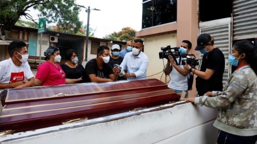 Honduras: Solidaridad Iglesia ambientalista