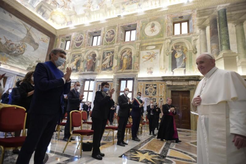 Papa Francisco: Dante