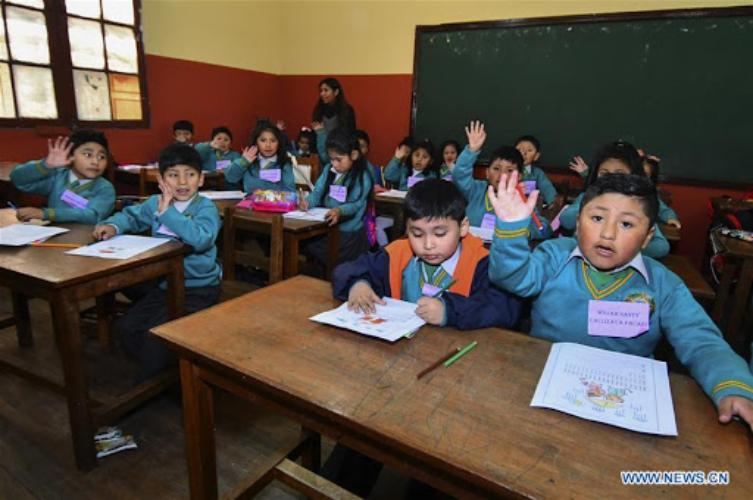 Bolivia: Pacto Educativo Global