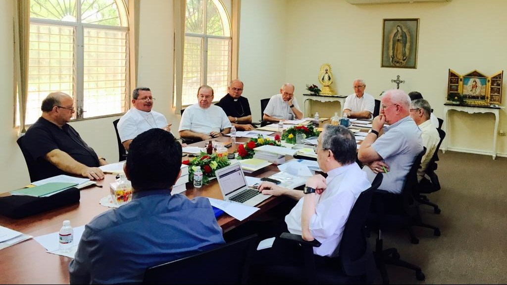 Honduras: solidaridad obispos Chile