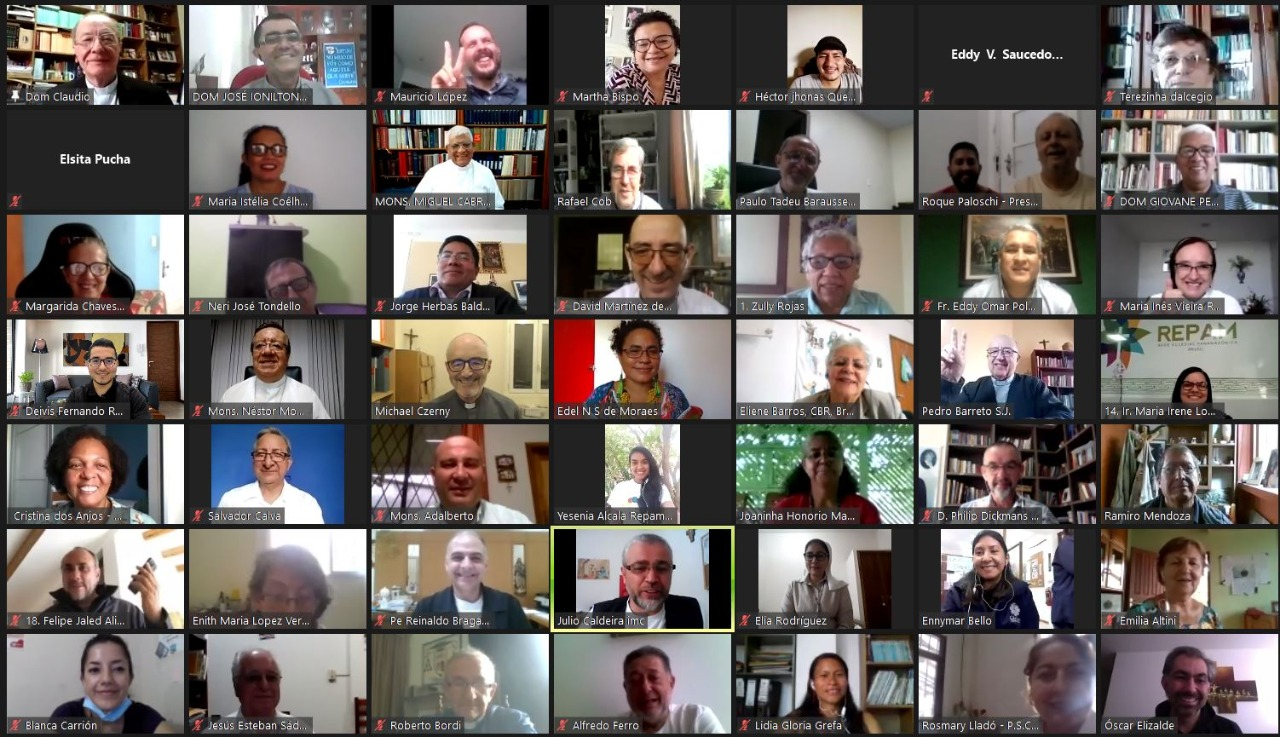 Conferencia Eclesial Amazonía Asamblea