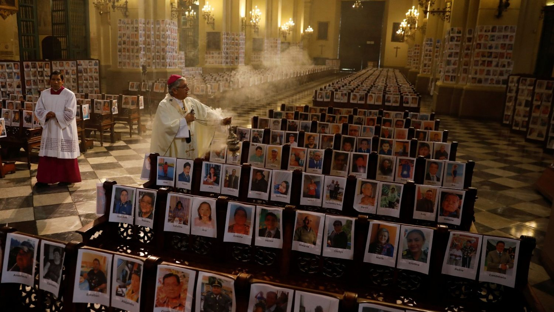 Perú Iglesia templos