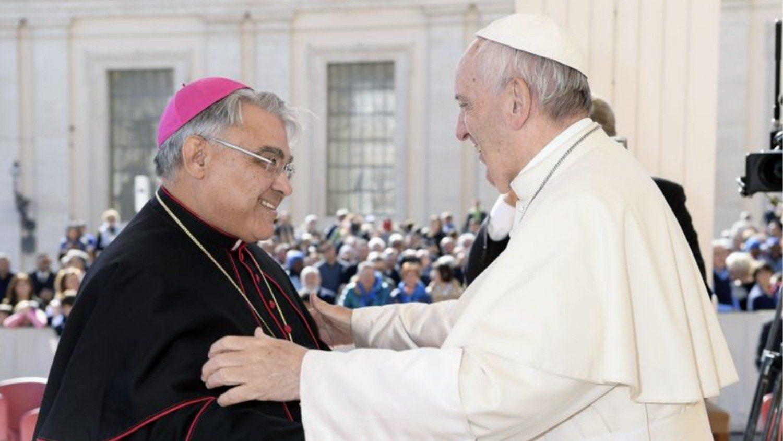 Causas de los santos: Monseñor Semeraro, nombrado prefecto