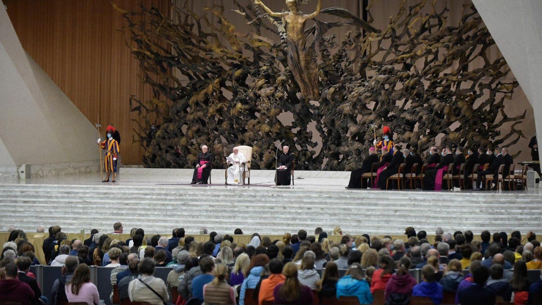 Audiencia general: el Señor escucha oración
