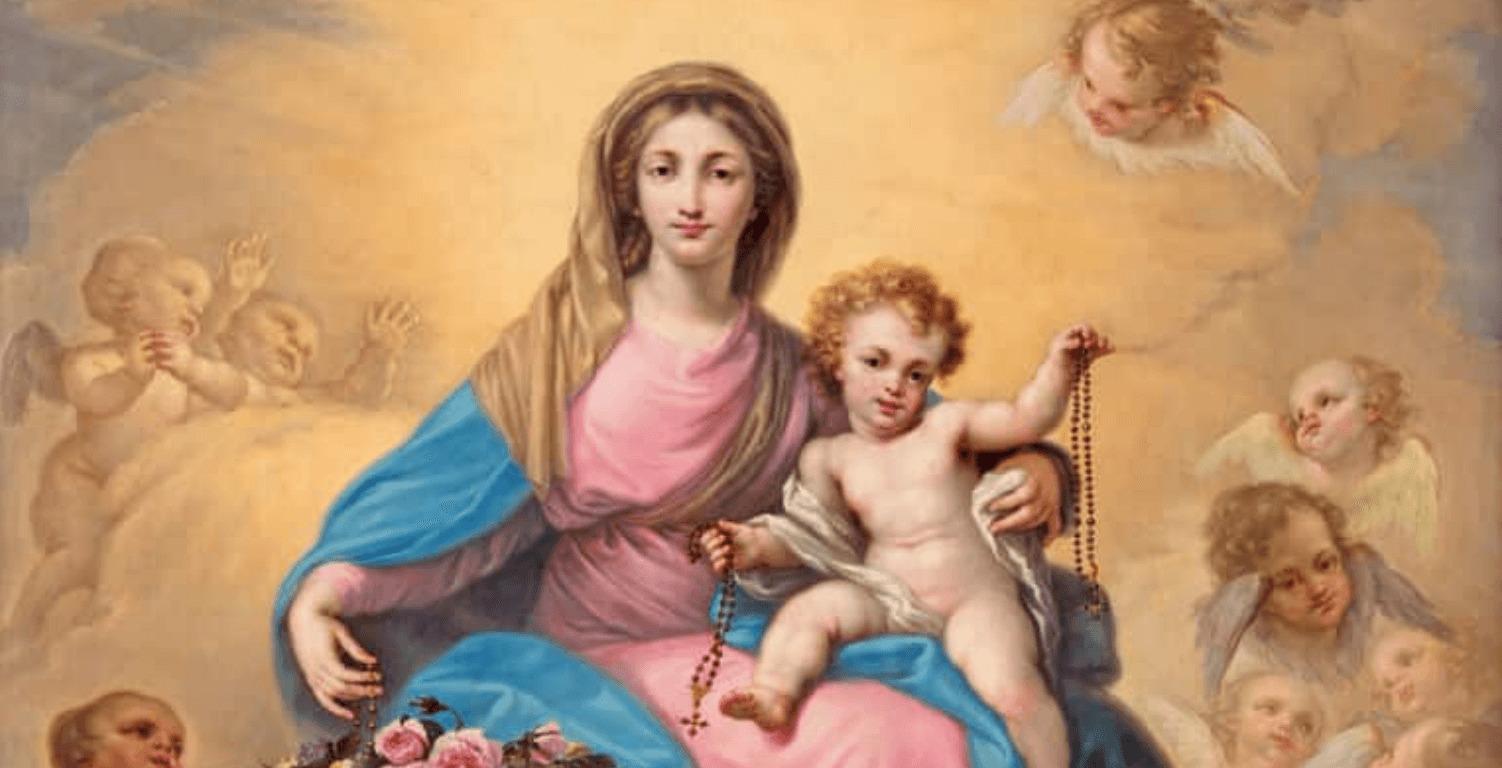 Nuestra Señora del Rosario oración