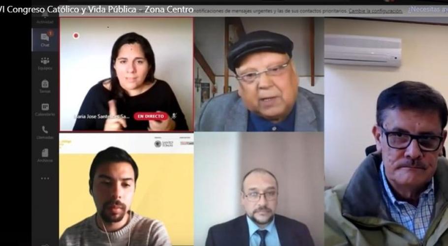 Congreso Católicos y Vida Pública Chile