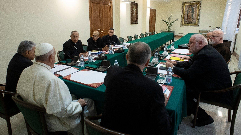 Consejo Cardenales Papa reforma