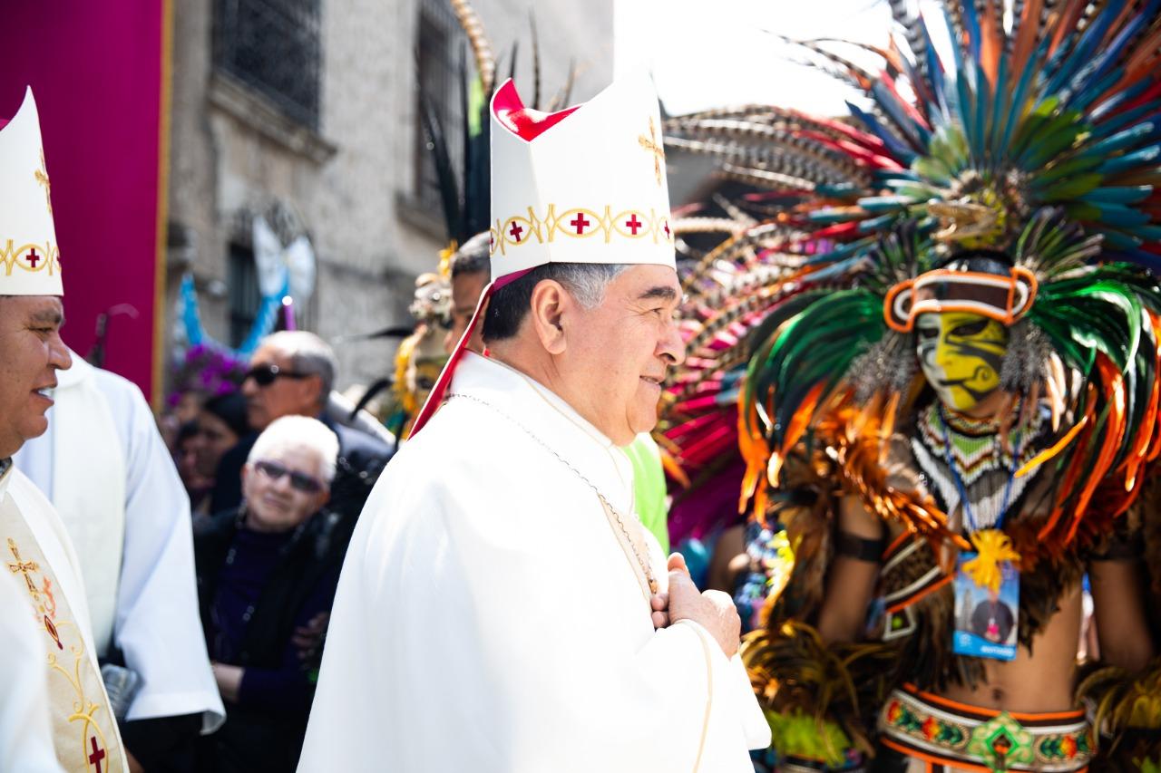 Mons. Felipe Arizmendi será creado cardenal