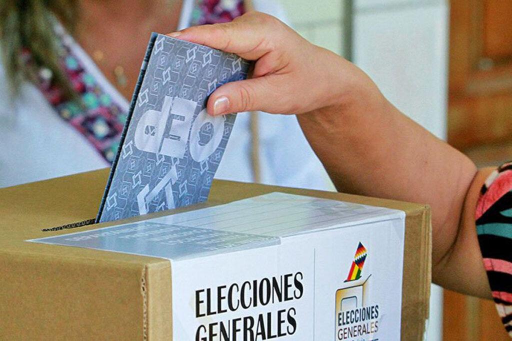 Elecciones Bolivia obispos paz