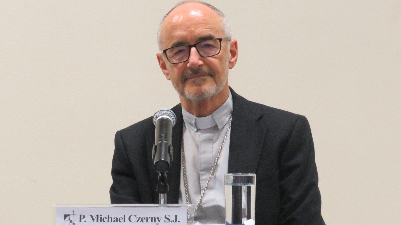 Cardenal Michael Czerny Fratelli tutti