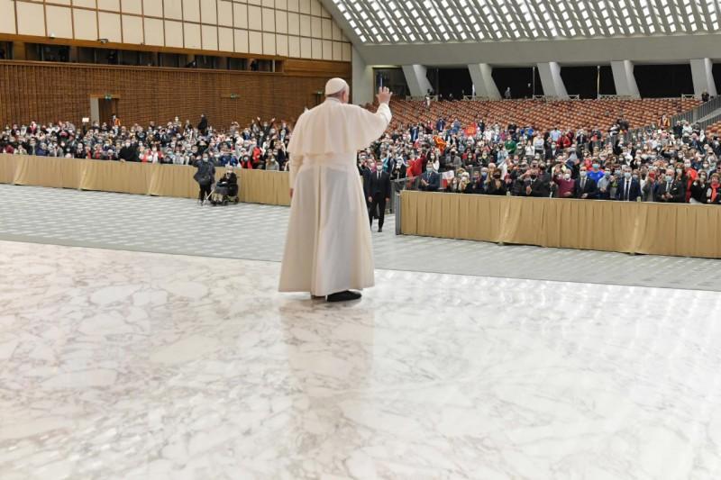 Papa Francisco oración indiferencia