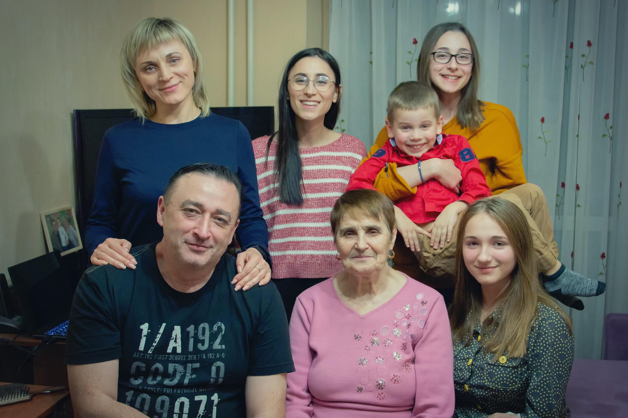 Samaritanus Bonus: La familia