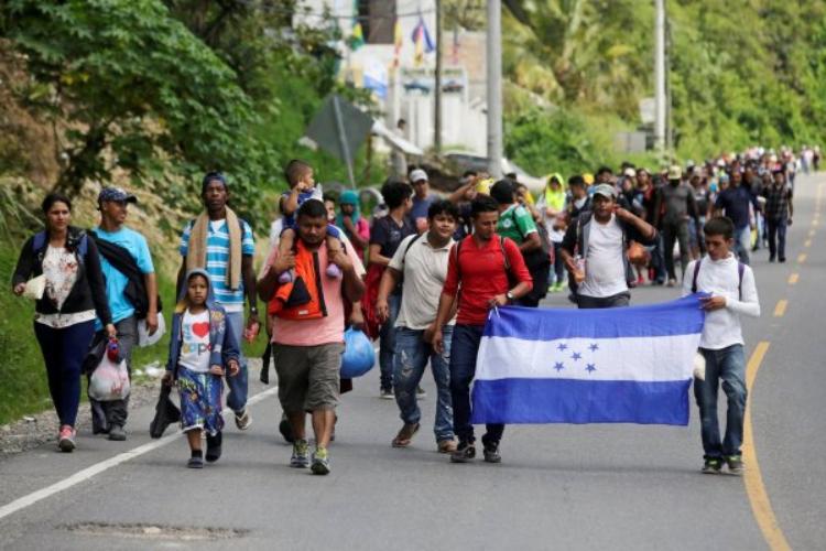 Guatemala: Iglesia migrantes Honduras