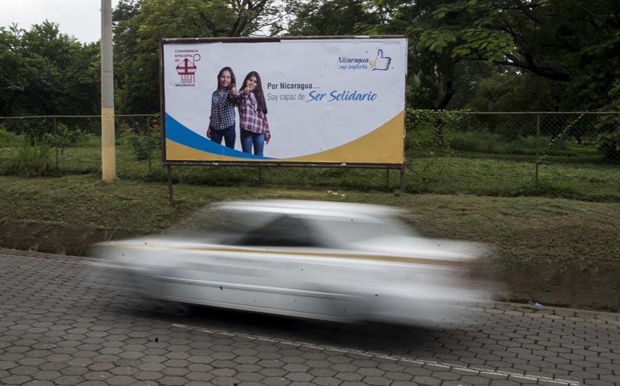 """Campaña """"Nicaragua sí me importa"""""""