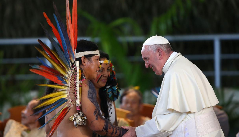 Fratelli tutti Amazonía