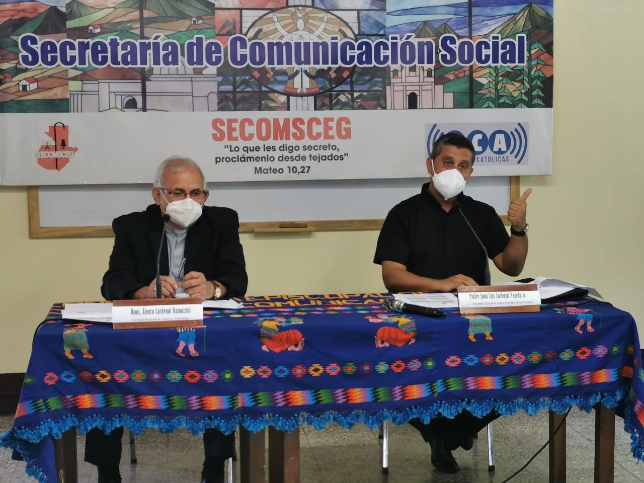 Guatemala: Fratelli tutti