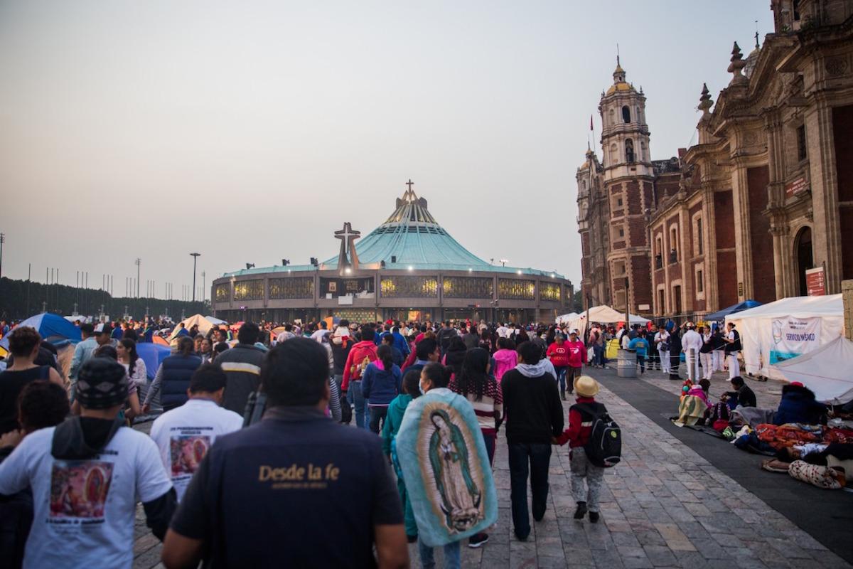 México: Fiestas Guadalupanas