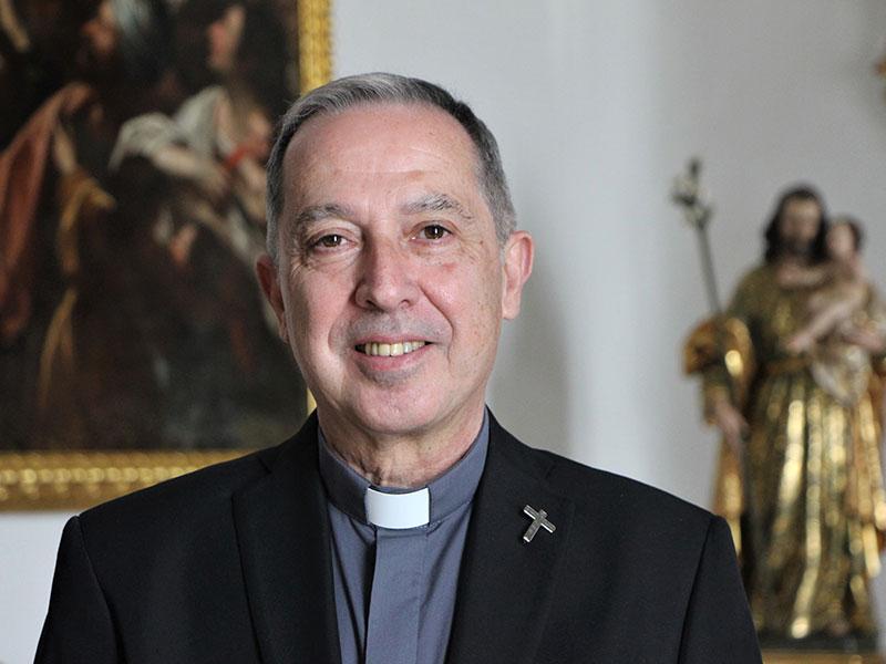 Fernando Valera, nuevo obispo de Zamora, España