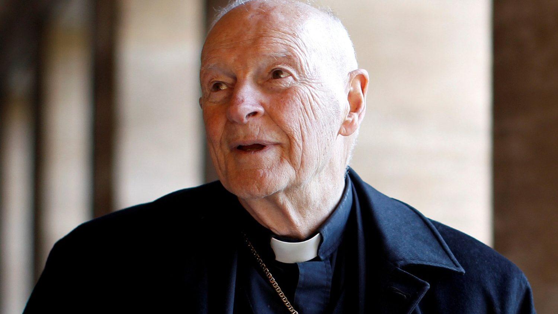 Informe McCarrick Vaticano