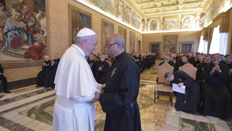 Jubileo Pasionista mensaje Papa