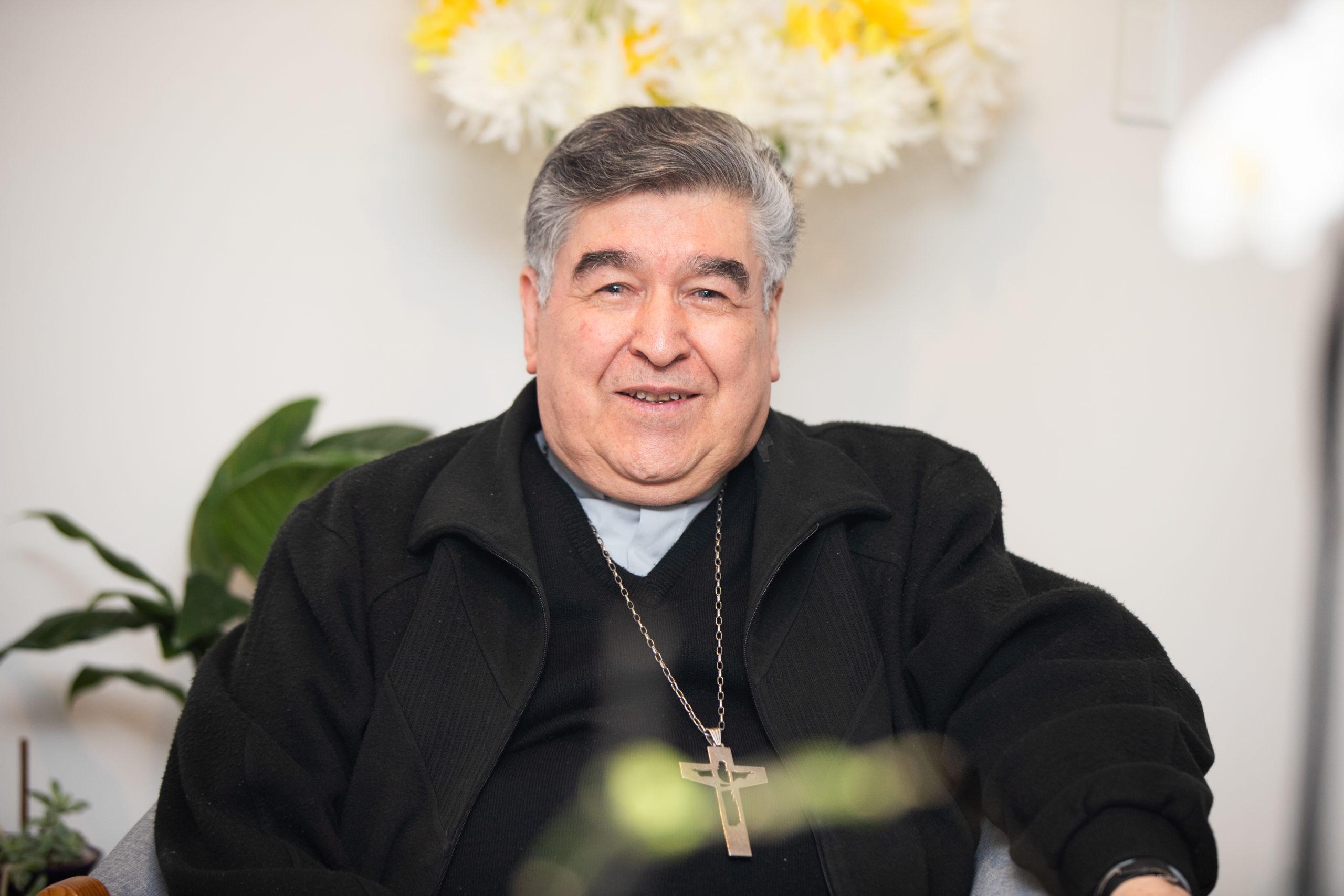 Consistorio Cardenales Monseñor Arizmendi