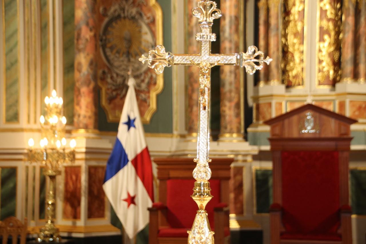 panamá iglesia patria oración