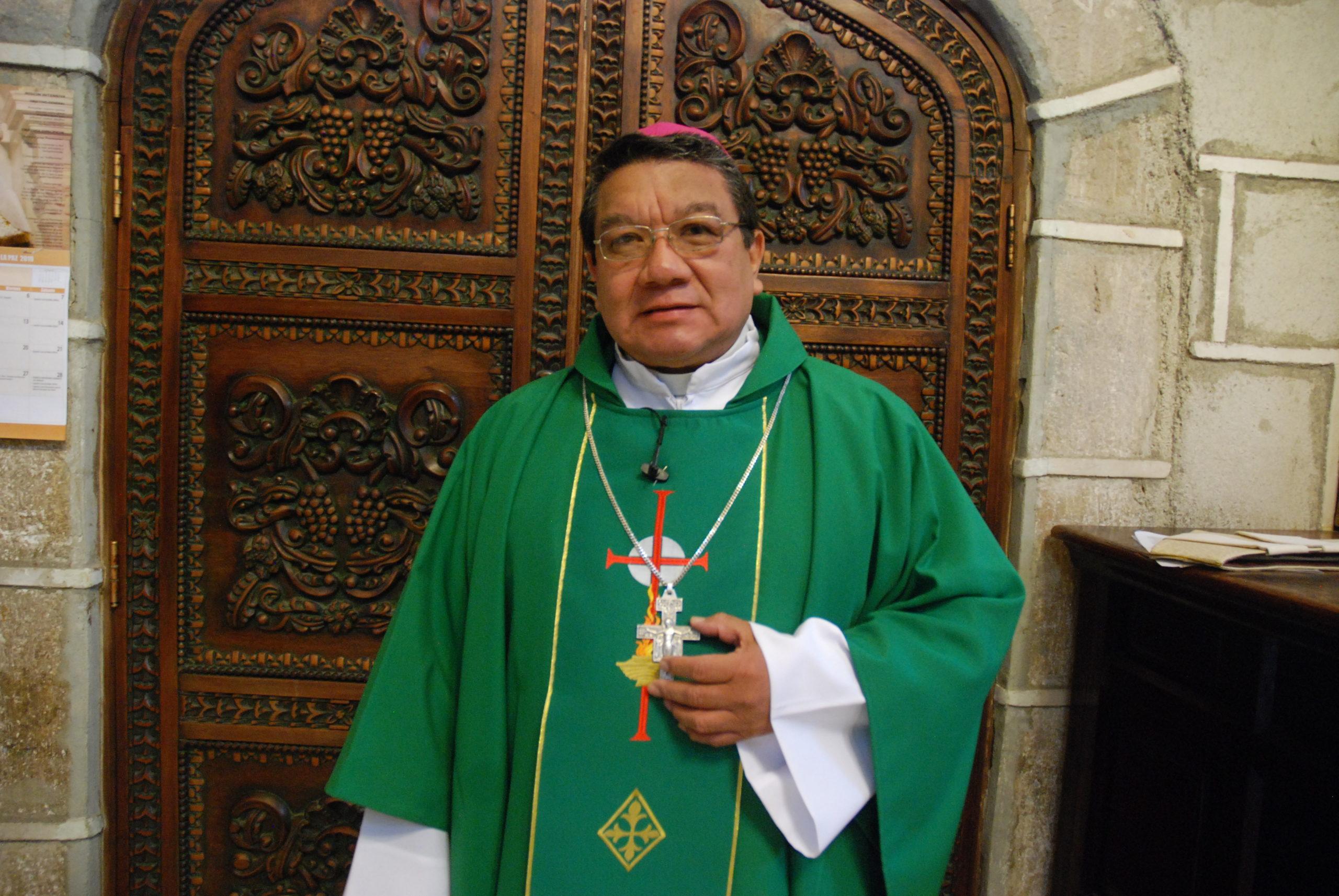Bolivia: vicario apostólico El Beni