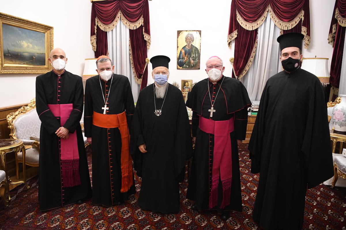 Vaticano Estambul san Andrés