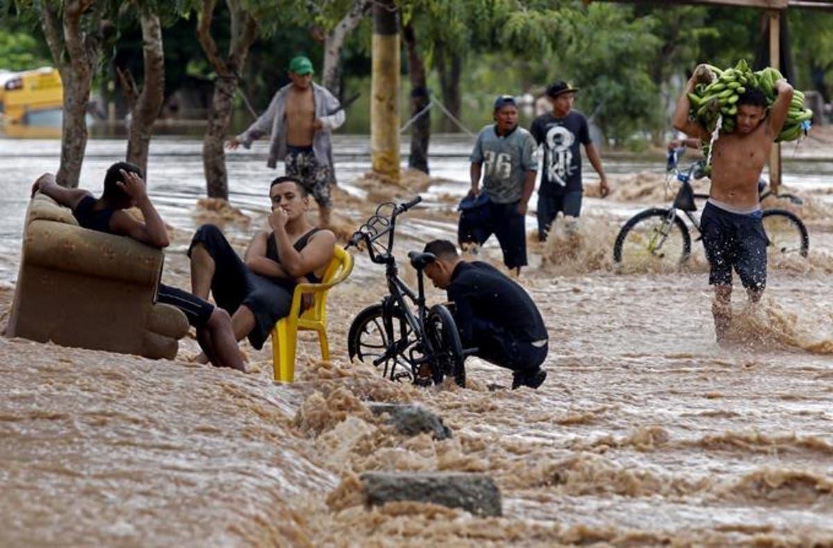 Centroamérica Caribe solidaridad huracanes