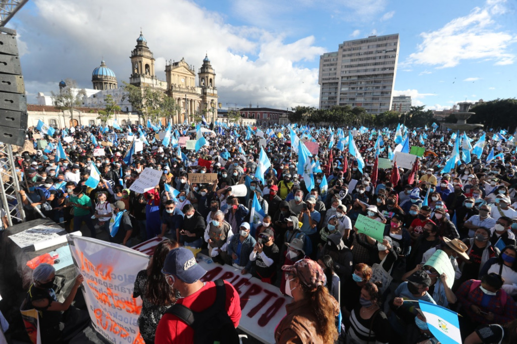 Guatemala estallido social