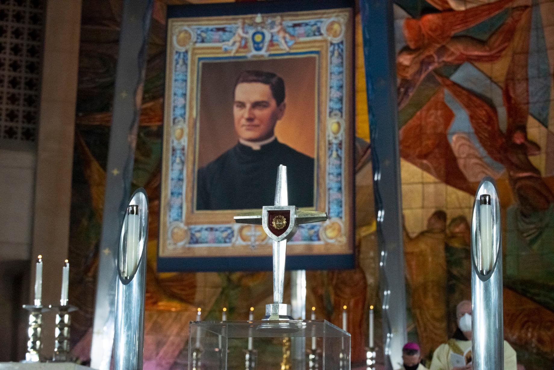 Beatificación del padre Michael McGivney
