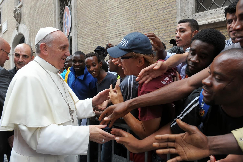 Servicio Jesuita a Refugiados Papa