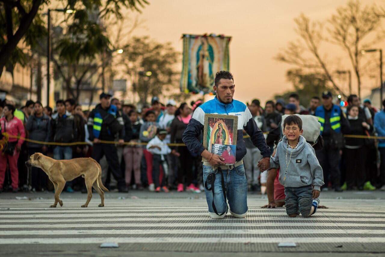 Fiestas Guadalupe pandemia