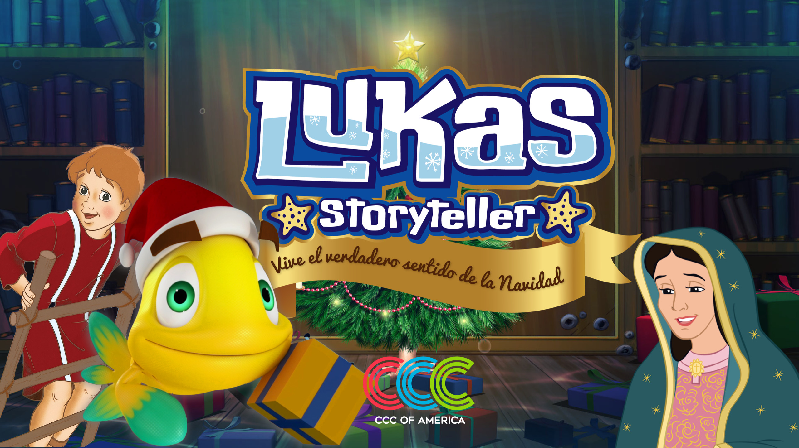 lukas storyteller navidad