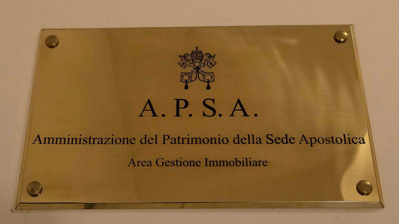 Vaticano APSA