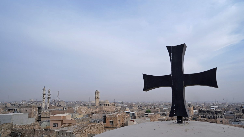 Vaticano reunión Siria Irak