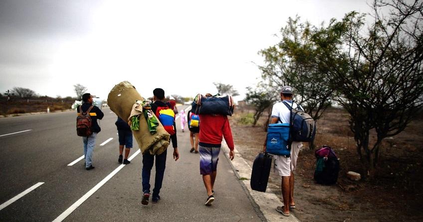 venezuela obispos migrantes