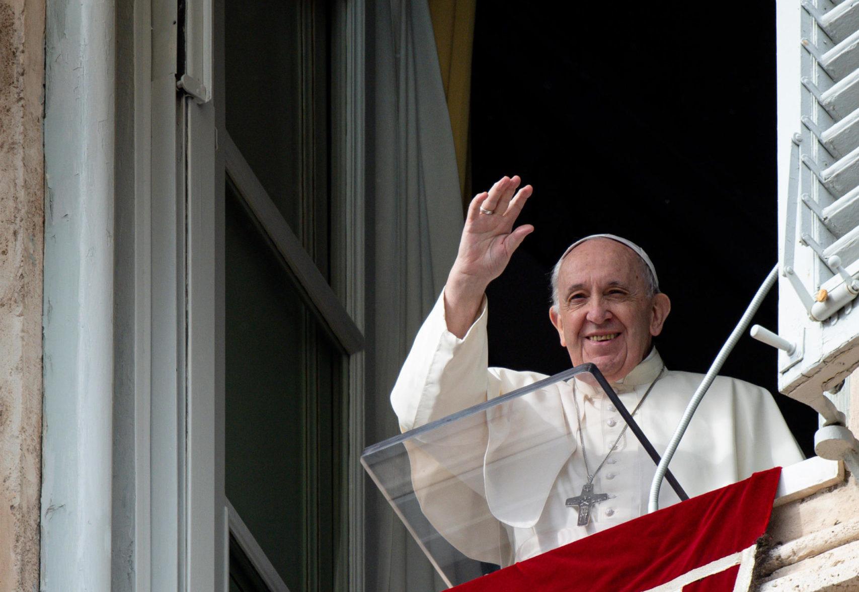 Papa rito congoleño