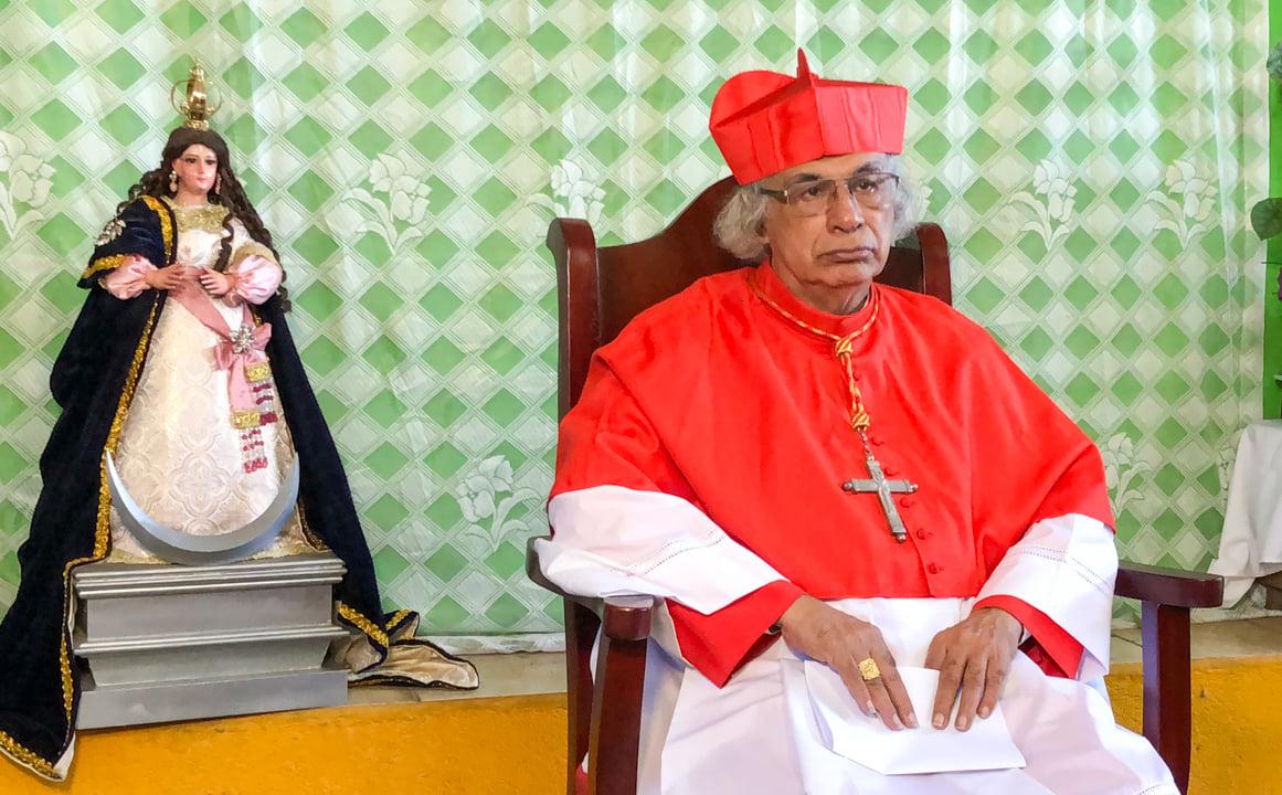 Nicaragua obispos elecciones