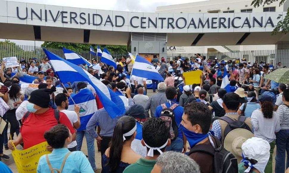 Nicaragua universidad centroamericana