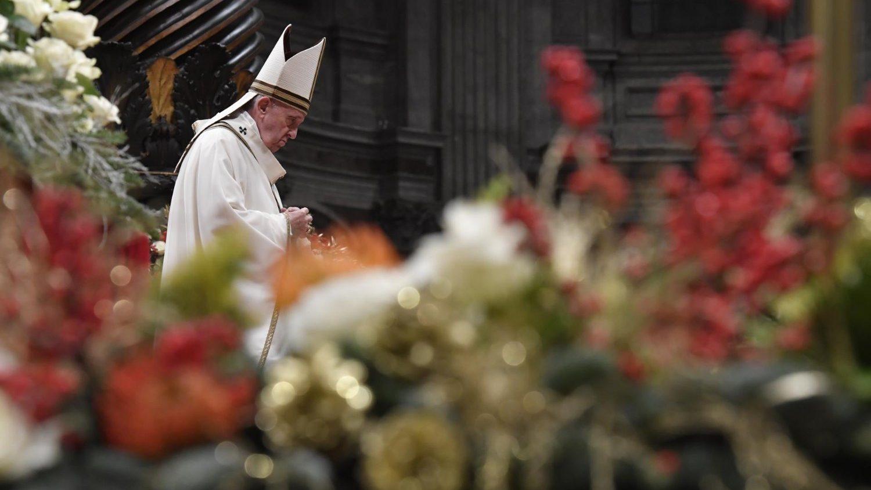 Navidad celebraciones Papa