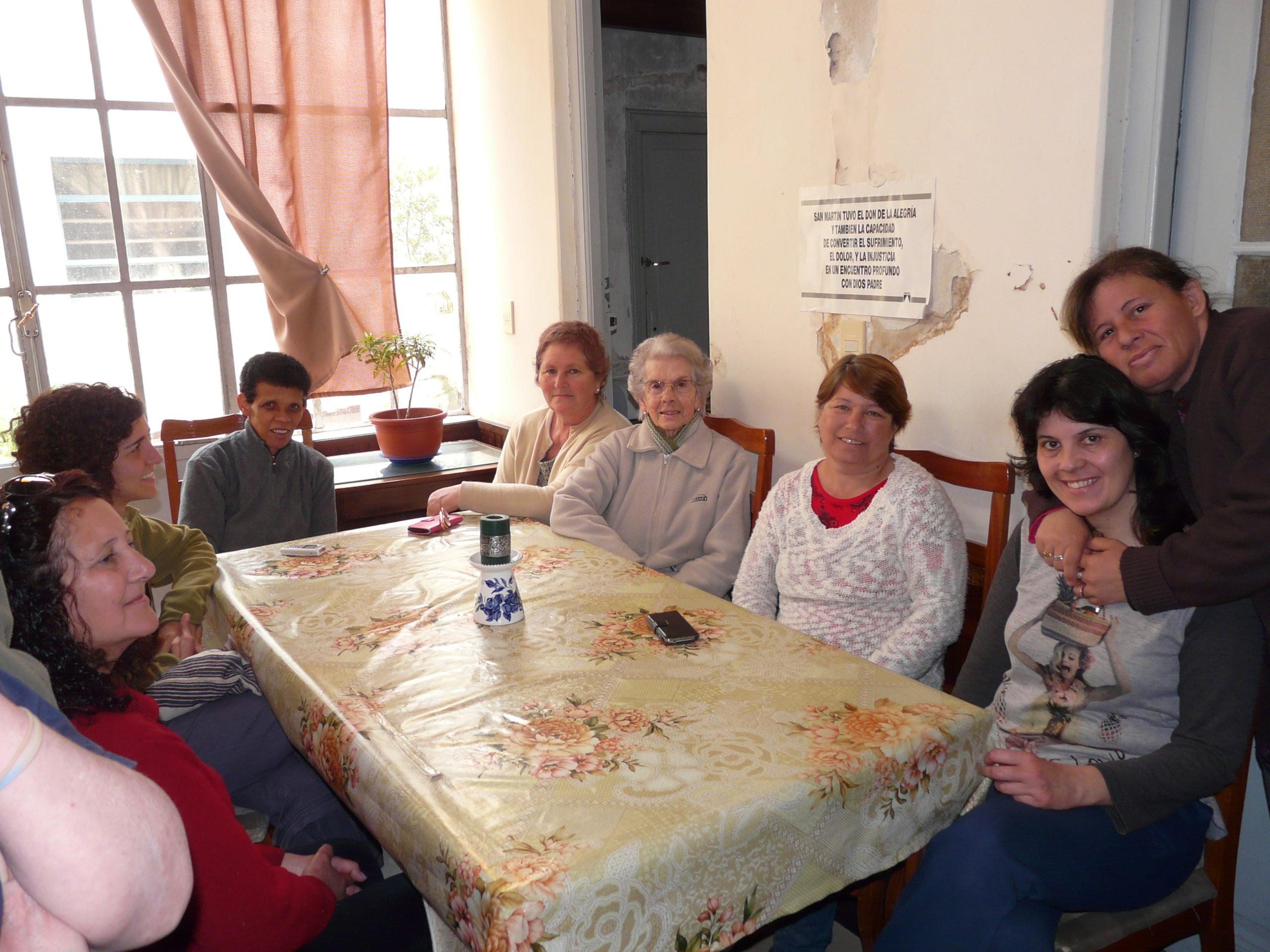 Casa San Martín de Porres Uruguay