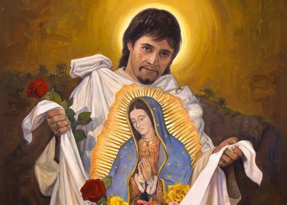 papa Juan Diego