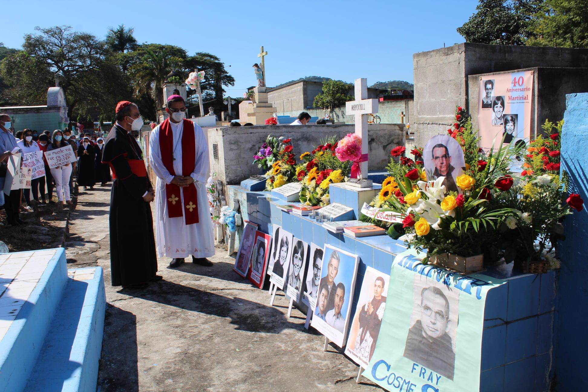 El Salvador Año Jubilar martirial