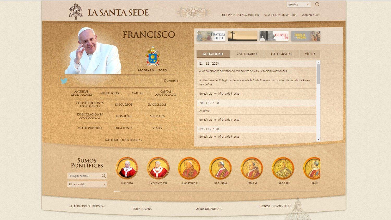 25 aniversario vatican.va