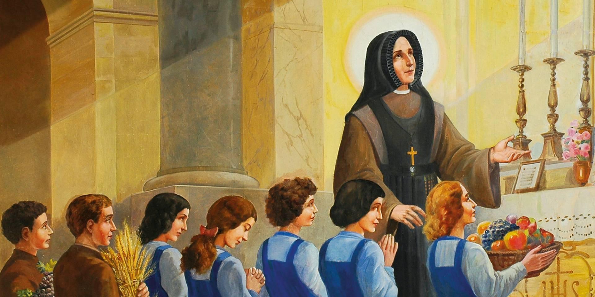 Santa Paola Elisabetta Cerioli